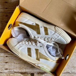 NWT Gola for JCrew Mark Cox Tennis Sneakers Size 6